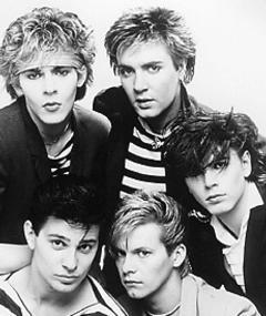 Foto van Duran Duran