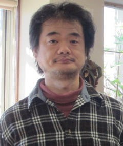 Photo of Eiji Yamamori