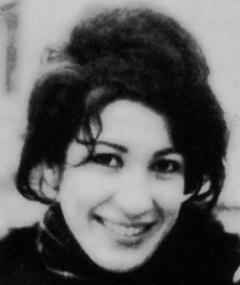 Photo de Forugh Farrokhzad