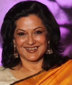 Photo of Moushumi Chatterjee