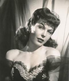 Photo of Joan Woodbury