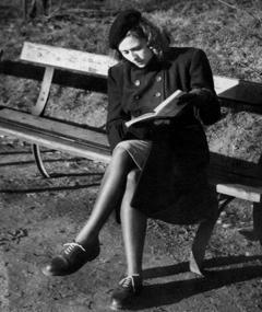 Photo of Ester Krumbachová