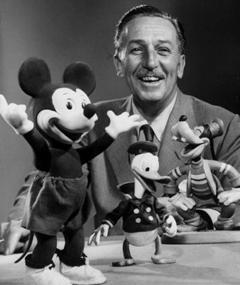 Photo de Walt Disney
