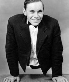 Photo of Johnny Eck