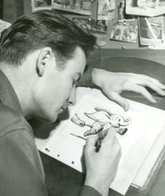Photo of Bill Peet