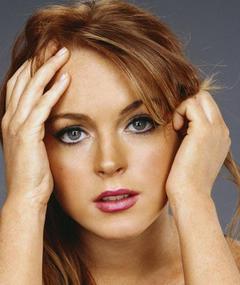 Gambar Lindsay Lohan