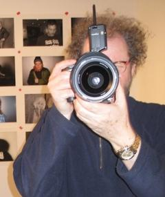 Photo of Mike Figgis