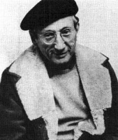 Photo of Abraham Polonsky