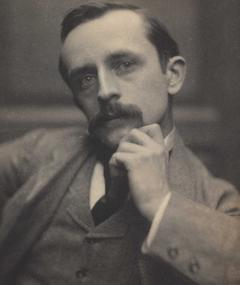 Photo of J.M. Barrie