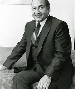 Photo of Mohammad Rafi