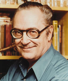 Photo of Forrest J. Ackerman