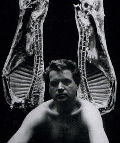 Photo of Francis Bacon