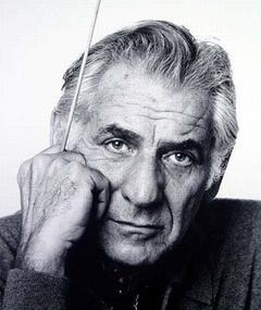 Photo of Leonard Bernstein