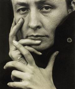 Photo of Georgia O'Keeffe