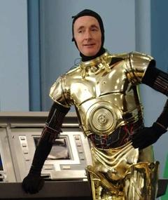 Photo of Anthony Daniels