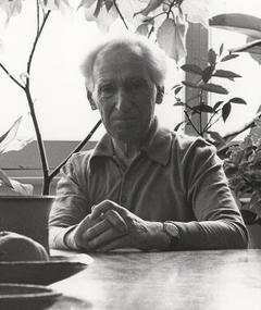 Photo of Oscar Lewenstein
