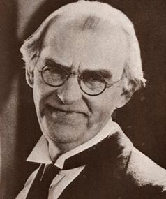 Photo of Claude Gillingwater