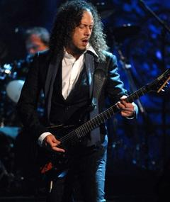 Photo de Kirk Hammett