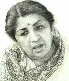 Photo of Lata Mangeshkar