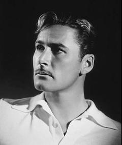 Photo of Errol Flynn