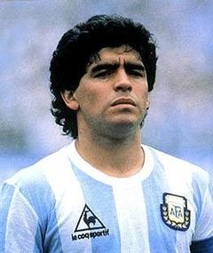 Photo of Diego Armando Maradona