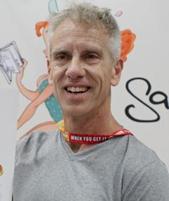 Photo of Chris Sanders