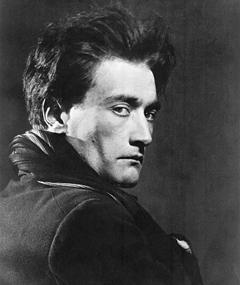 Photo of Antonin Artaud