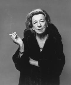 Photo of Lillian Hellman