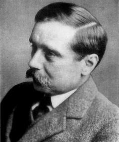 Photo of H.G. Wells