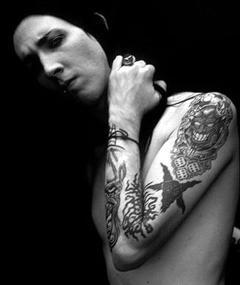 Photo of Marilyn Manson