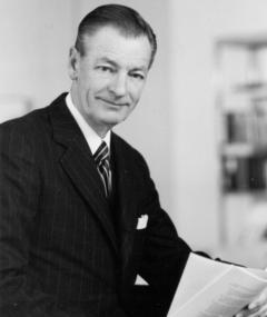 Photo of Reginald H. Morris