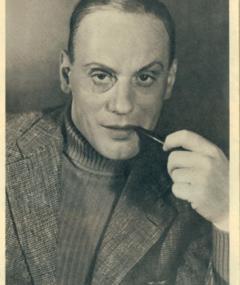 Photo of Gustaf Gründgens