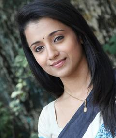 Photo de Trisha Krishnan