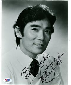 Photo of Robert Ito