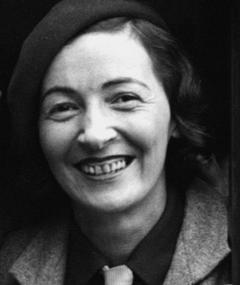 Photo of Celia Lovsky