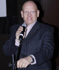 Photo of Regardt van den Bergh