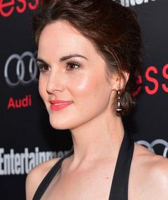 Photo of Michelle Dockery
