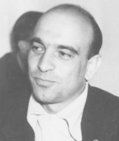 Photo of Julius J. Epstein