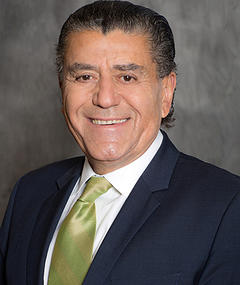 Photo of Haim Saban