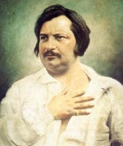 Photo of Honoré de Balzac
