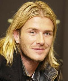 David Beckham adlı kişinin fotoğrafı
