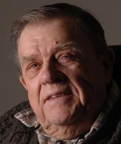Photo of Pat Hingle
