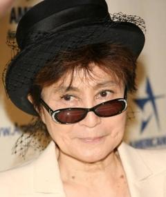 Photo of Yoko Ono