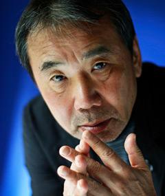 Photo of Haruki Murakami