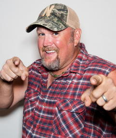 Bilde av Larry the Cable Guy