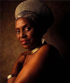 Photo of Miriam Makeba