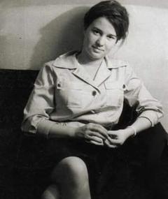 Photo of Ulrike Meinhof