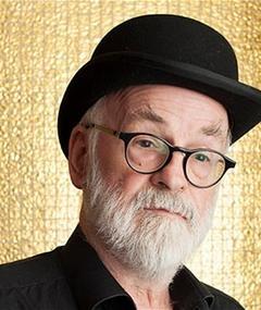Photo of Terry Pratchett