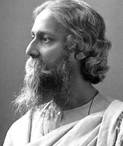 Foto Rabindranath Tagore