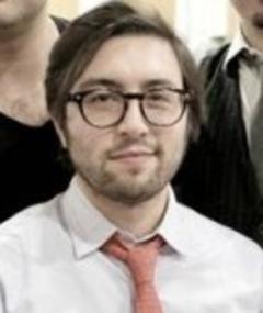 Photo of Jonathan Sadoff